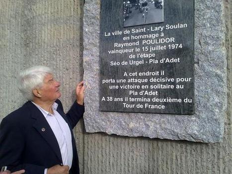 Twitter / letour: Raymond Poulidor est à ...   Christian Portello   Scoop.it