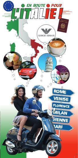 Plaquette de promotion de l'italien de l'A.P.I.A.G. | TICE et italien - AU FIL DU NET | Scoop.it