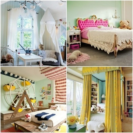 Decoration Ideas for Kids Rooms Dubai Chronicle | Bedroom Decor | Scoop.it