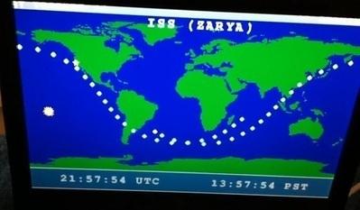 Tracking satellites with an Arduino   Arduino Focus   Scoop.it