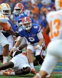 Driskel to support his teammates on Saturday for the first time in over a month | The Capital Sports Report | Scoop.it