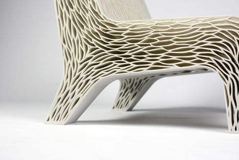 Biomimicry 3D Printed Soft Chair is a Furniture First | Inside3DP.com | Peer2Politics | Scoop.it