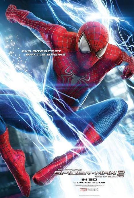 Twitter / SonyPicturesID: Karakter poster Spider-Man ... | My Fav | Scoop.it
