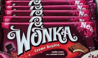 Nestlé unveils new range of Willy Wonka chocolate bars - The Guardian | Restaurant marketing | Scoop.it