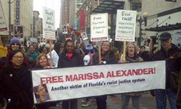 Marissa Alexander's Supporters Forced Out Of Trial Hearing | SocialAction2015 | Scoop.it