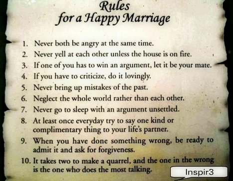 Facts for Men About Wives to Help Keep a Happy Marriage - Inspir3 | Personal Development & Improvement | Scoop.it