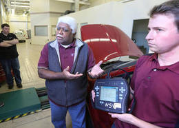 Weber State center helping to improve auto technology | Updated News | Scoop.it