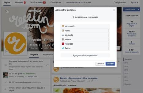 7 aplicaciones para Facebook para mejorar tu página | Utilización de Twitter la Educación | Scoop.it