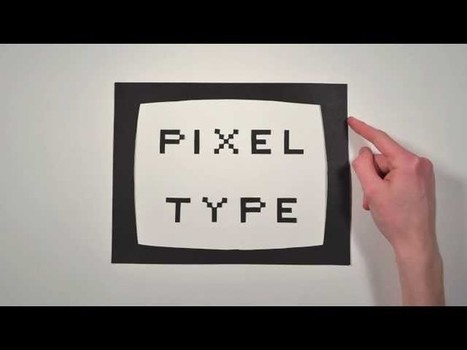 A Stop-Motion History of Typography | Design on GOOD | Digital  Humanities Tool Box | Scoop.it