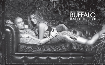 Max George gets sexy with a buffalo in new fashion campaign - Pics and video - Sugarscape | Sex Marketing | Scoop.it