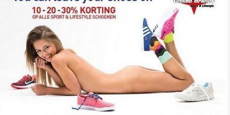 Publicité sexiste: La Belgique censure une campagne de pub de United Brands jugée trop sexuelle | Socialart | Scoop.it