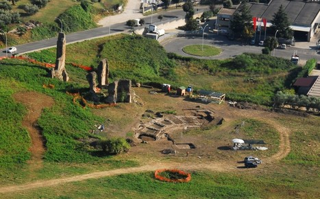 Roman Emperor Commodus' Mini-Colosseum Found? - Huffington Post   Classics in the news   Scoop.it