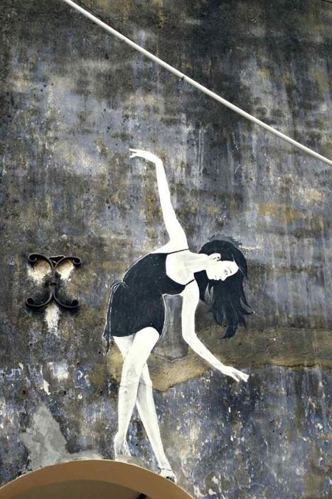 Street art in Penang | Life in big tent | Communication design | Scoop.it