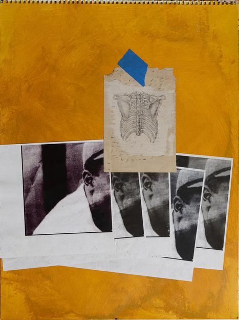 Dans le cadre du projet #tissages-circulations : Carl Heywards, artist/writer | caravan - rencontre (au delà) des cultures -  les traversées | Scoop.it
