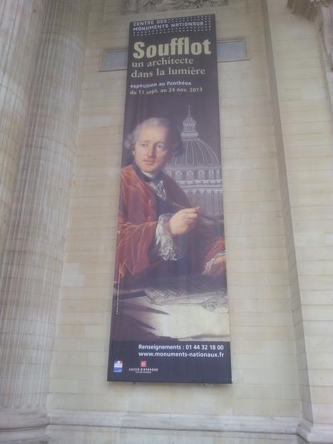 Soufflot célébré au Panthéon   Patrimoine-en-blog   L'observateur du patrimoine   Scoop.it