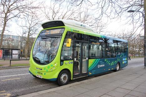 En Angleterre, des bus électriques rechargés par les routes | WE DEMAIN. Une revue, un site, une communauté pour changer d'époque | Scoop.it