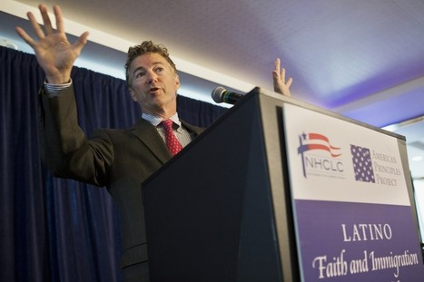 Rand Paul's plagiarism allegations, and why they matter - Washington Post (blog) | Library Topics | Scoop.it