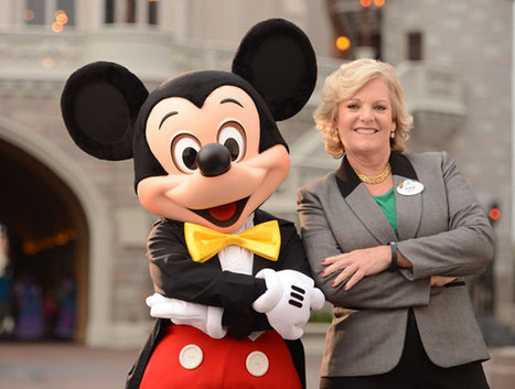 A Mentor's Guide: Three Tips for Leadership Development Success | Talking Point | The Disney Institute Blog | SkyeTeam: Leadership-Matters | Scoop.it