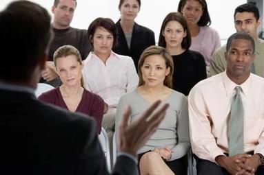 5 Tips for Reducing Public Speaking Nervousness | Speaking in Public | Scoop.it