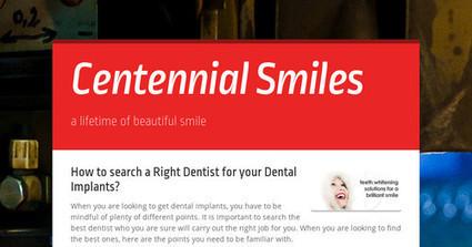 Centennial Smiles | Dental Implants Calgary | Scoop.it