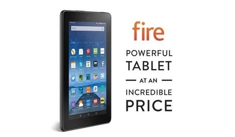 Deal Alert: Get Amazon Fire 7-Inch Tablet For Just $39.99   Redmond Pie   I can explain it to you, but I can't understand it for you.   Scoop.it