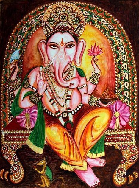 Lord Ganesha by Harsh Malik | Ganesha Sharanam | Scoop.it