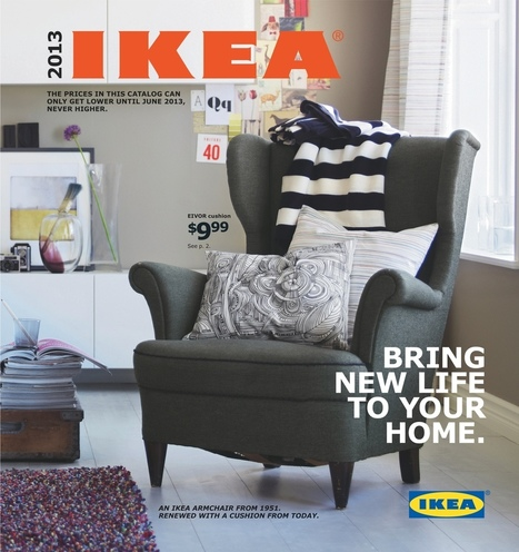 2013 IKEA Catalog Launch » IKEA FANS | THE IKEA Fan Community | Influenciadores Diseño + Arquitectura | Scoop.it