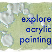 Landscape Painting. A simple process to help get you started. | Art: painting tips | Scoop.it
