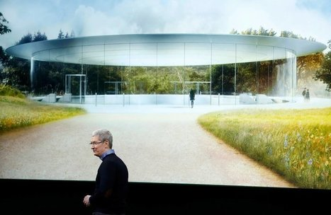Apple, Set to Move to Its Spaceship, Should Try More Moonshots | Small Business On The Web | Scoop.it