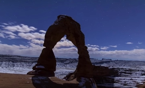 Night Skies in Arches National Park | AmeriKat | Scoop.it