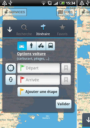 Mappy Android ~ TRUCS INFORMATIQUES | Balade à moto ? BALADAMOTO.fr ! | Scoop.it