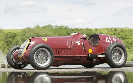 World's most valuable Alfa Romeo to be sold at auction - Telegraph.co.uk | motorsport | Scoop.it