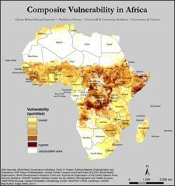 Mapping the future of climate change in Africa | Digital Cartography | Scoop.it
