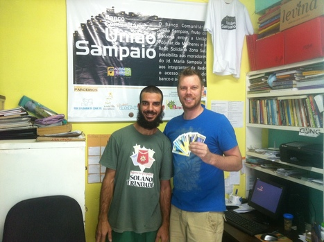 The amazing story of community currencies in Brazil: Interview | Monnaies En Débat | Scoop.it