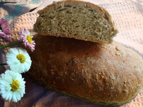 Zomicks Kosher foods and Bakery Blog: Homemade bread with seeds   Baking and Recipes   Scoop.it