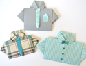 Father's Day shirt card | paper-toy | Scoop.it