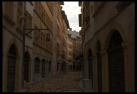 Lyon en 1700 | L'actu culturelle | Scoop.it