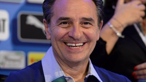 Prandelli: My squad is designed for the Final   Italys prospects in brazil 2014   Scoop.it