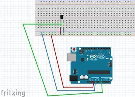 Práctica 4. Lectura de señal analógicas, medición de temperatura mediante sensor de temperatura. | TECNOLOGÍAS ESO | Scoop.it