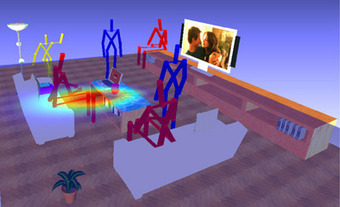 Hallucinating Robots Arrange Space With Consideration of Human ...   The Robot Times   Scoop.it