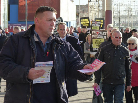 Simon Darby: Blackpool - Justice for Charlene Downes | The Indigenous Uprising of the British Isles | Scoop.it