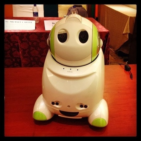 Assistive Robots - Enhancing Quality of Life among People with Dementia   mental-health   Scoop.it