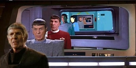 What If the Old Star Trek Movies Were Remade in the New Continuity?   Star Trek International   Scoop.it