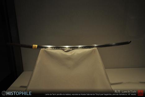 Katana iaïto: La fabrication traditionnelle de la lame du katana, sabre des samouraïs | Le creuset d'Histophile ? | Scoop.it