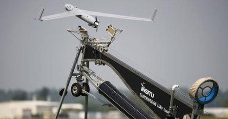 L'Iran a intercepté un drone espion | Actualités robots et humanoïdes | Scoop.it