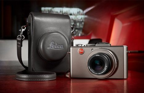 The Leica D-Lux 5 Titanium: for people who prefer it pointed at them - Engadget | Leica digital | Scoop.it