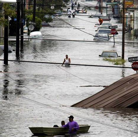 Devastating Images from All Over America Show Why #Climate Justice Is a Racial Issue | Messenger for mother Earth | Scoop.it