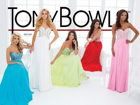 Tony Bowls Evenings TBE11449 | Tony Bowls Evenings | Scoop.it
