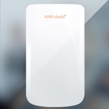 AMI Vitals+, lifestyle device, wireless health monitor, geriatrics, blood pressure, temperature, SPO2 monitor | blood pressure monitor | Scoop.it