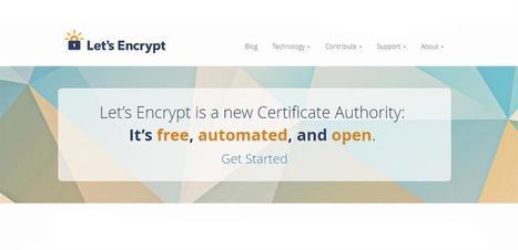 Le certificat racine de Let's Encrypt sera reconnu par Firefox dès la version 50 | Pratiques Sécurité SI | Scoop.it